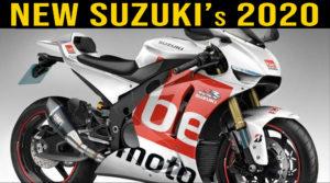 Rumores sobre Novas Suzuki para 2020 thumbnail