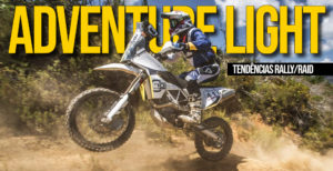 "Motos Aventura Enduro Rally/Raid – Tendência ""Travel Light"" thumbnail"