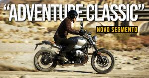 """Um novo Segmento de Motos """"Adventure Classic"""" em plena expansão thumbnail"""