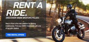 """A BMW lançou um serviço de """"Moto Sharing """" como nova opção de mobilidade thumbnail"""