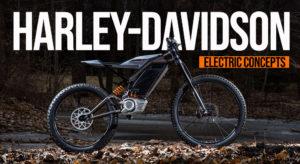 Harley-Davidson apresenta dois inovadores conceitos elétricos Lightweight nos X- Games Aspen 2019 thumbnail