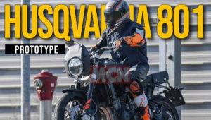 Protótipo HUSQVARNA 801 – UMA NOVA ADVENTURE CLASSIC thumbnail