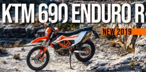 KTM 690 Enduro R de 2019 – Potencial de Moto Aventura thumbnail