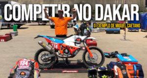 Para participar no Dakar o que é essencial levar ? thumbnail