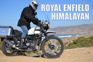 Royal Enfield Himalayan – Aventura acessível thumbnail