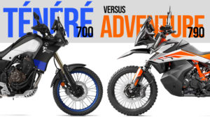 KTM 790 Adventure R Versus Yamaha Ténéré 700 – O Duelo de 2019 no segmento Adventure thumbnail