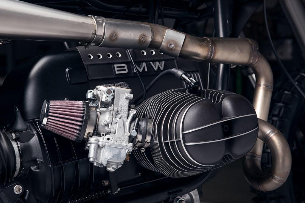 BMW R65 Scrambler by Diamond Atelier   Motomais