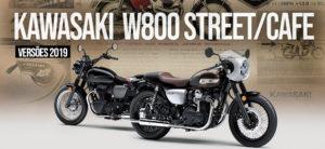 Kawasaki W 800 de 2019 – Renovado tributo à mítica W1 de 1966 thumbnail