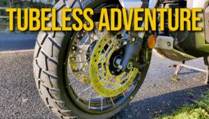 Pneus com câmara ou Tubeless ? Qual a melhor solução para motos Adventure thumbnail