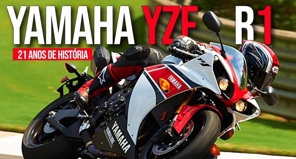 21 Anos De Historia Da Yamaha Yzf R1 De 1998 A 2019 Motomais