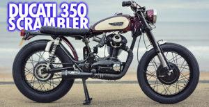 Ducati Scrambler 350 da November Customs thumbnail