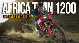Honda Africa Twin com 1200cc em 2020 ? thumbnail
