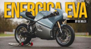 ENERGICA EVA vestida ao estilo ArtRetro – Uma preparação DeBolex thumbnail