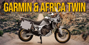 Garmin® Travel Edition partilha aventuras com Honda África Twin Adventure Sports thumbnail