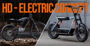 Vídeos das novas Harley-Davidson eléctricas a rodar em Aspen Colorado thumbnail