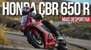 Honda CBR650R de 2019 – o melhor dos dois mundos thumbnail