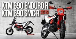 As Novas KTM 690 de 2019 – Enduro R e SMC R Supermotard thumbnail