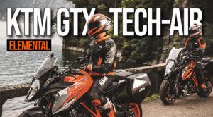 Novos Equipamentos Adventure da KTM GTX TECH-AIR thumbnail