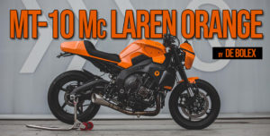 Yamaha MT-10 McLaren Orange da DeBolex thumbnail