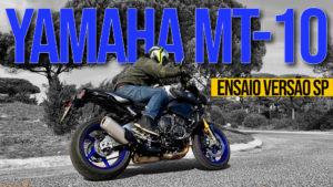 """Ensaio Yamaha MT-10 SP de 2018/2019 – Um estilo de inspiração no """"The Dark Side of Japan"""" thumbnail"""