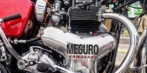 KAWASAKI e MEGURO – Uma antiga marca japonesa poderá dar origem a uma nova gama de motos. thumbnail