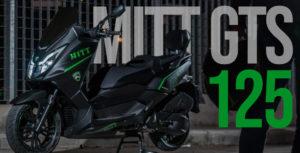 MITT 125 GTS já no mercado nacional thumbnail