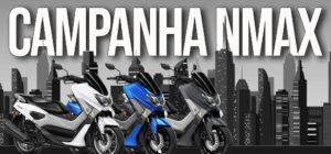 CAMPANHA YAMAHA NMAX 125 – Oferta Preço Especial + 50% das Despesas de Legalização thumbnail