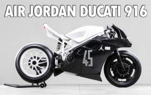 Icy Fresh: A Ducati 916 Impuls Michael Jordan thumbnail