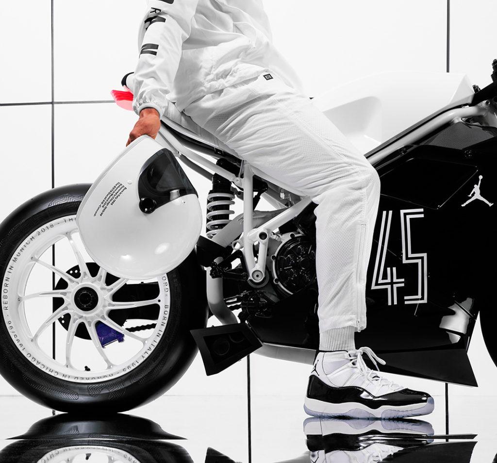Nike Air Max Plus NS GPX Black & White | END.