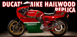 Restauro Ducati Mike Hailwood Replica thumbnail
