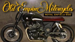 Royal Enfield 650 Interceptor – Preparação pela Old Empire Motorcycles thumbnail