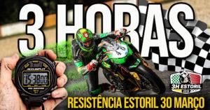 A Prova de Resistência das 3 Horas do Estoril é já no próximo Sábado dia 30 de Março thumbnail