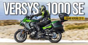 ENSAIO KAWASAKI VERSYS 1000 SE – Conforto, Sofisticação e Versatibilidade em 2 Rodas thumbnail