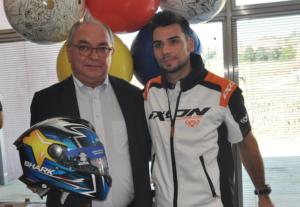 Lusomotos apresenta nova gama IXON com Miguel Oliveira thumbnail