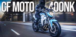 CF Moto 400 NK –Eficácia e facilidade ao alcance de todos thumbnail