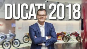 Ducati com margem de lucro operacional confirmada em 7% em 2018 thumbnail