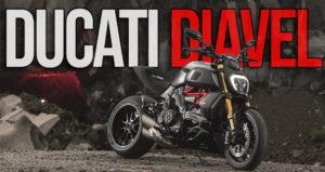 A Ducati Diavel 1260 no International Motor Show 2019 em Genebra thumbnail