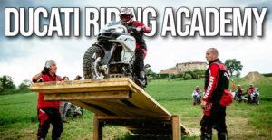 Novos cursos e experiências com a Ducati Riding Academy thumbnail