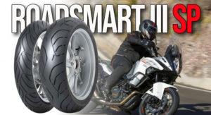 Novo DUNLOP RoadSmart III Variante SP – Performance desportiva adicional à gama RoadSmart III thumbnail