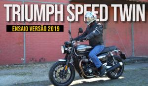 Ensaio TRIUMPH SPEED TWIN 2019 – Um Triunfo Neo-Clássico thumbnail