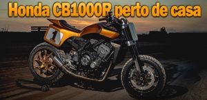 CB1000R Flat Track – Uma perto de casa thumbnail