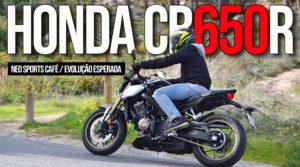 """Ensaio Honda CB650R 2019 – Evolução da """"Espécie"""" thumbnail"""