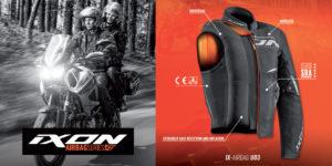 IX-AIRBAG U03 – Colete de proteção insuflável da IXON thumbnail