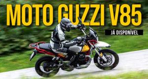 Moto Guzzi V85 – Uma Classic Enduro já disponível em Portugal thumbnail