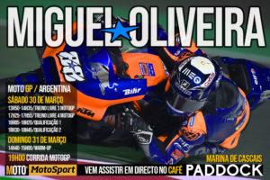 Venham assistir em Directo ao Grande Prémio da Argentina de MotoGP no Paddock Café na Marina de Cascais thumbnail