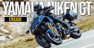 Ensaio Yamaha Niken GT 2019 – Uma Sport Tourer do Futuro… Agora !!! thumbnail