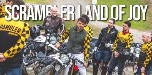 A Scrambler Land of Joy está de volta, com quatro eventos entre abril e setembro thumbnail