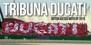 "Tribunas Ducati 2019: segue as corridas de MotoGP desde a…""pole position""! thumbnail"