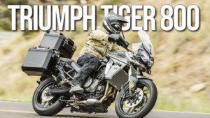 Triumph Tiger 800 de 2010 a 2019 – Uma década de evolução no segmento Adventure thumbnail