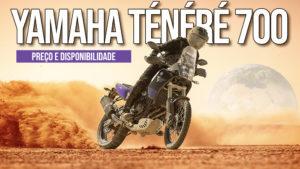 A Yamaha confirma o preço da Ténéré 700 e a data de lançamento thumbnail